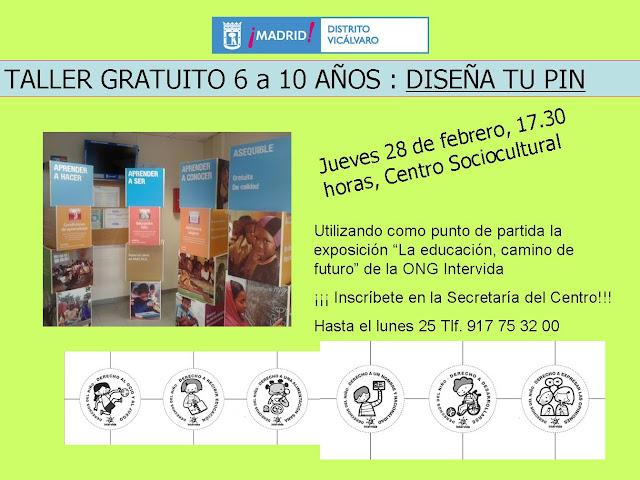 Taller Intervida C.Sociocultural 25 02 2013