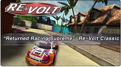RE-VOLT Classic(Premium) - 3D v1.1.2 Mod Apk