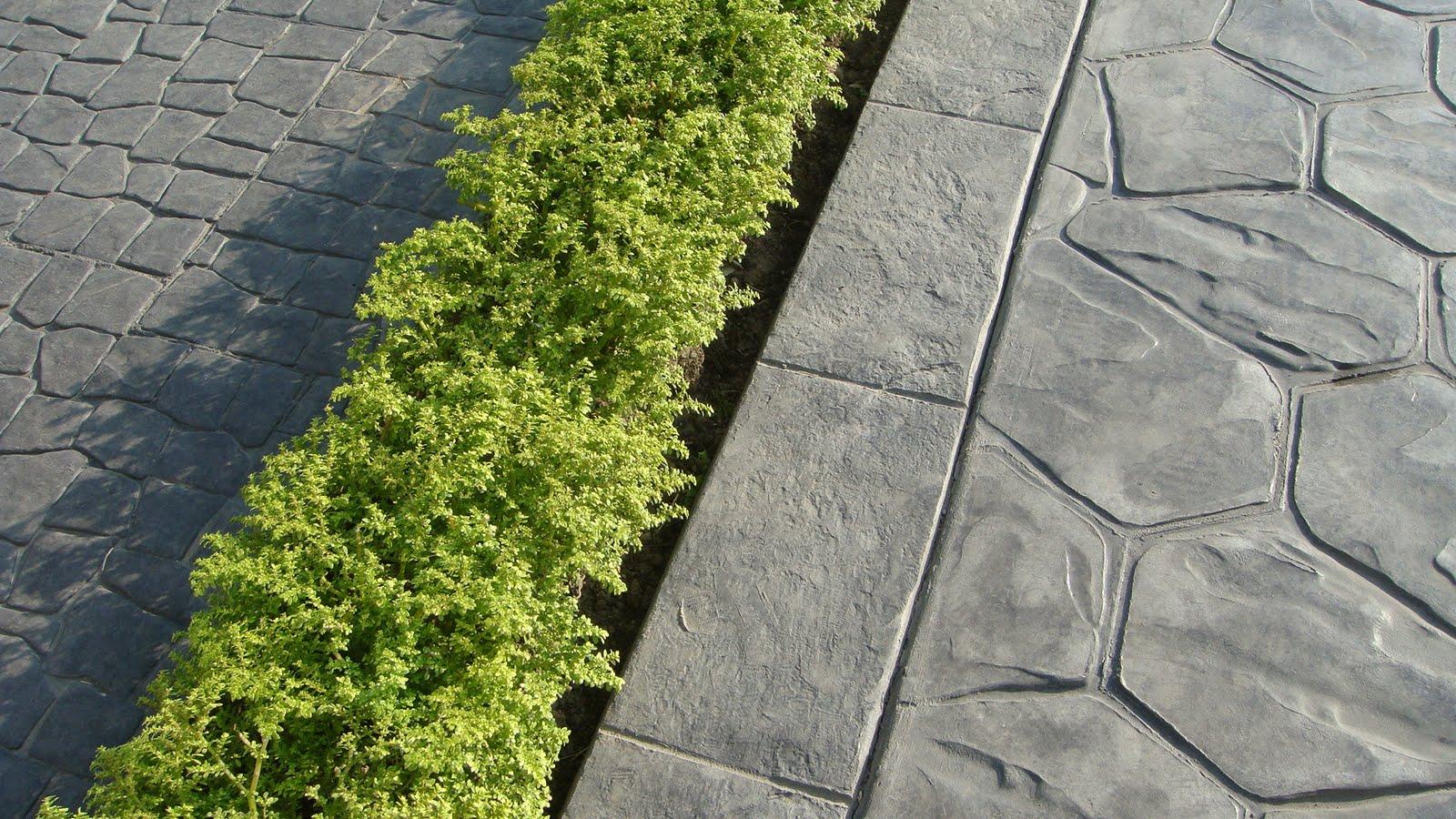 Oniria concreto estampado decorativo for Estampado de hormigon