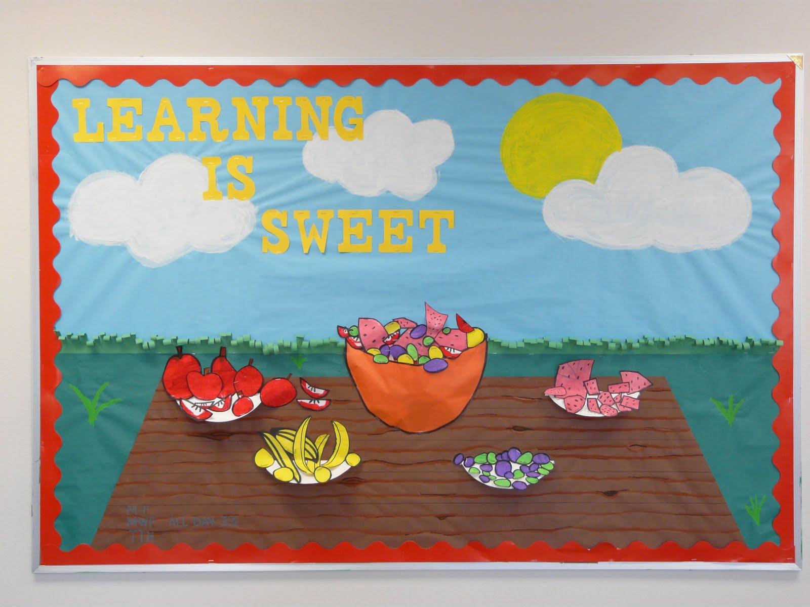 June Bulletin Board Ideas