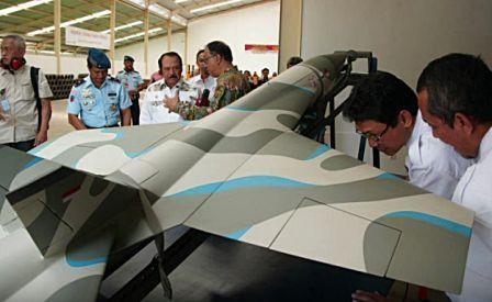 Gambar rudal petir asli buatan indonesia