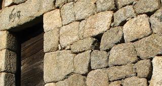 mur d'Aullène en Alta Rocca du XVIIe siècle