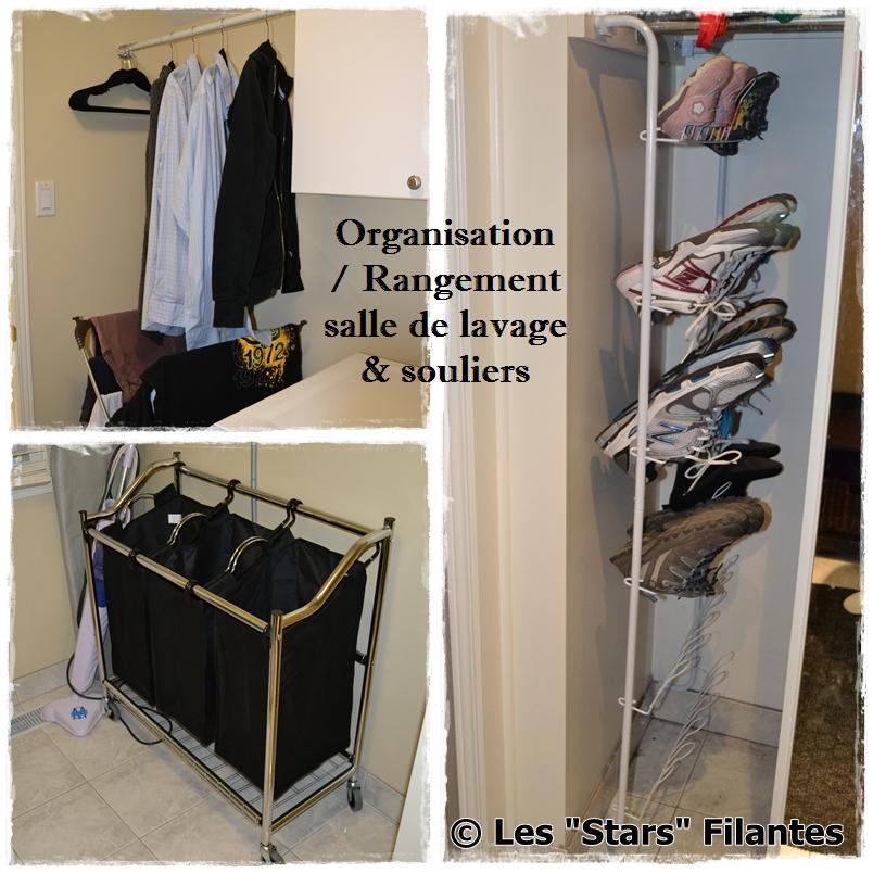 Les stars filantes organisation et rangement dans la maison - Systeme de rangement vetement ...