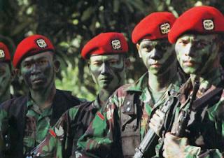 Informasi Penerimaan Calon Tamtama PK TNI AD Tahun 2013