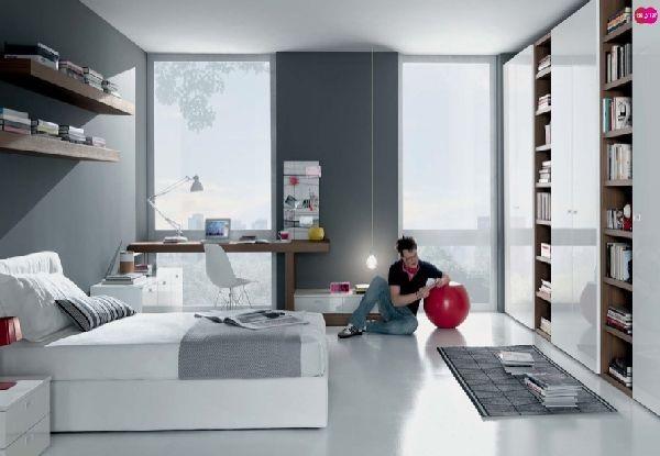 decoracion dormitorios juveniles modernos peque̱os РDabcre.com
