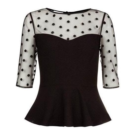 Kate Middleton - HOBBS Emilia Top  Dresses