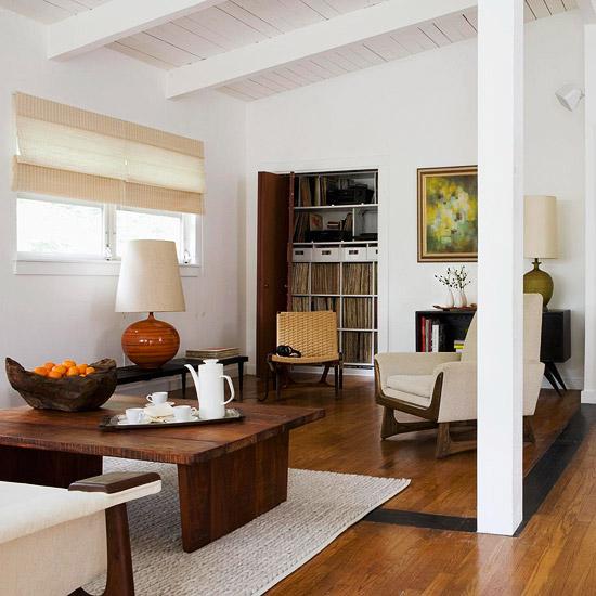New Home Interior Design: New Home Interior Design: Hipster Atlanta Home