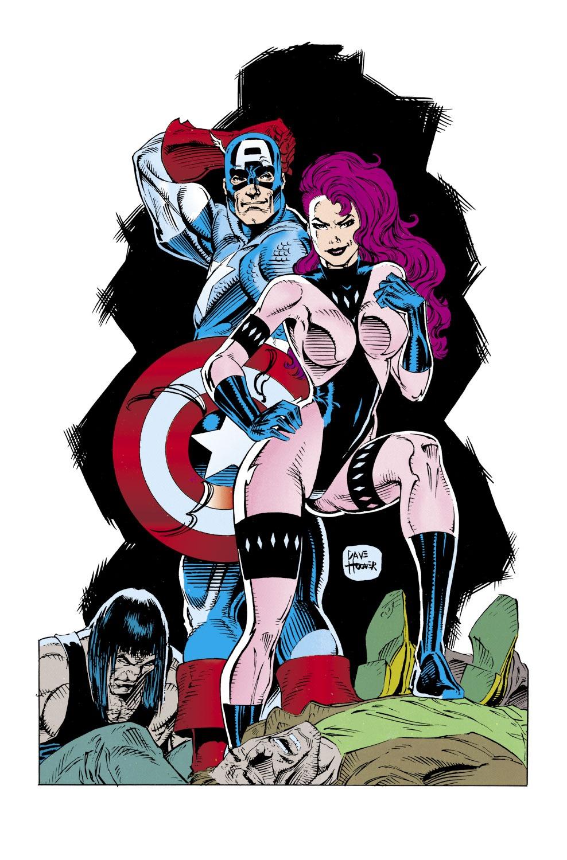 Captain America (1968) Issue #425 #375 - English 35