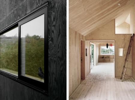 Kasa casa morran arquitectura sueca increible johannes for Kasa diseno interior