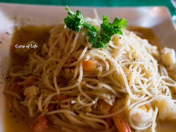 Italian Food: Pizza Restorante Bella Italia @ Belissa Row, Burmah Road, Penang