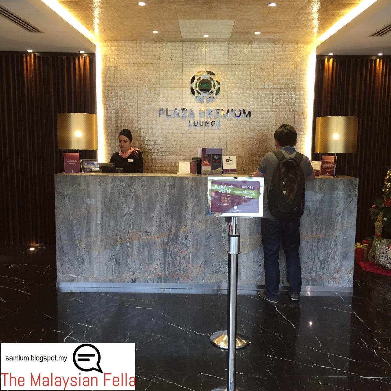 The Malaysian Fella Free Entries To And Review Of Plaza Premium Lounge In Klia Andgateway Klia2