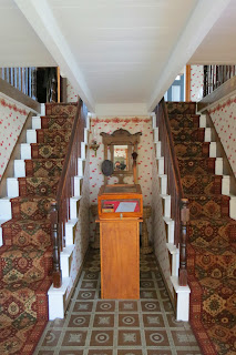Stairs at  Barbour Home