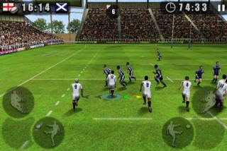 Rugby Nations 2011 v1.0.1 Apk Full Free Download