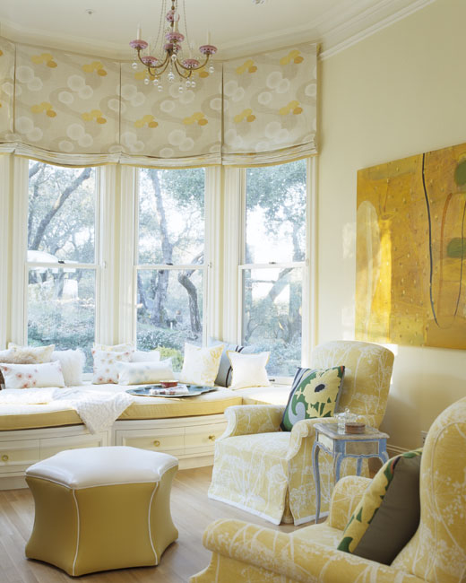 Things we love window seats design chic design chic for Window design group