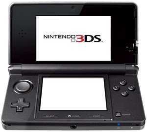 Nintendo 3DS Available For Pre-Order Via Amazon