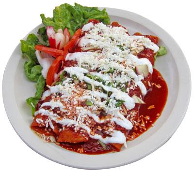Comida mexicana qu webos for Tipos de encielados