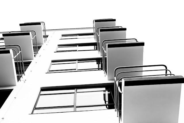 Bauhaus Student Building Dessau
