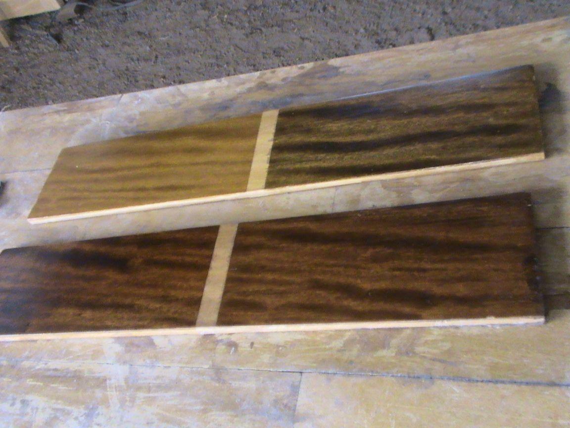 Mueble con cajones pino pintado Segundamano
