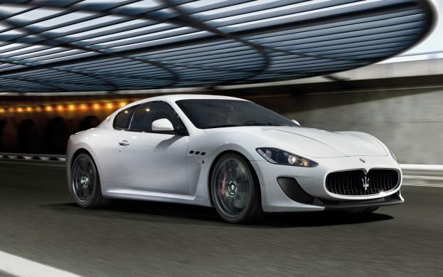 2011 Maserati MC Corse Concept