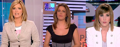 María Casado, Pilar García Muñiz, Ana Ibáñez