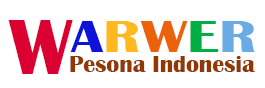 Warwer Pesona Indonesia