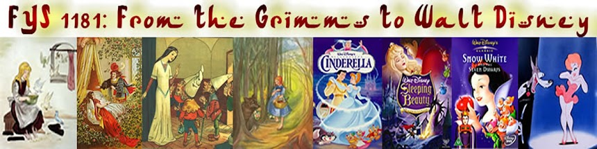 From the Brothers Grimm to Walt Disney