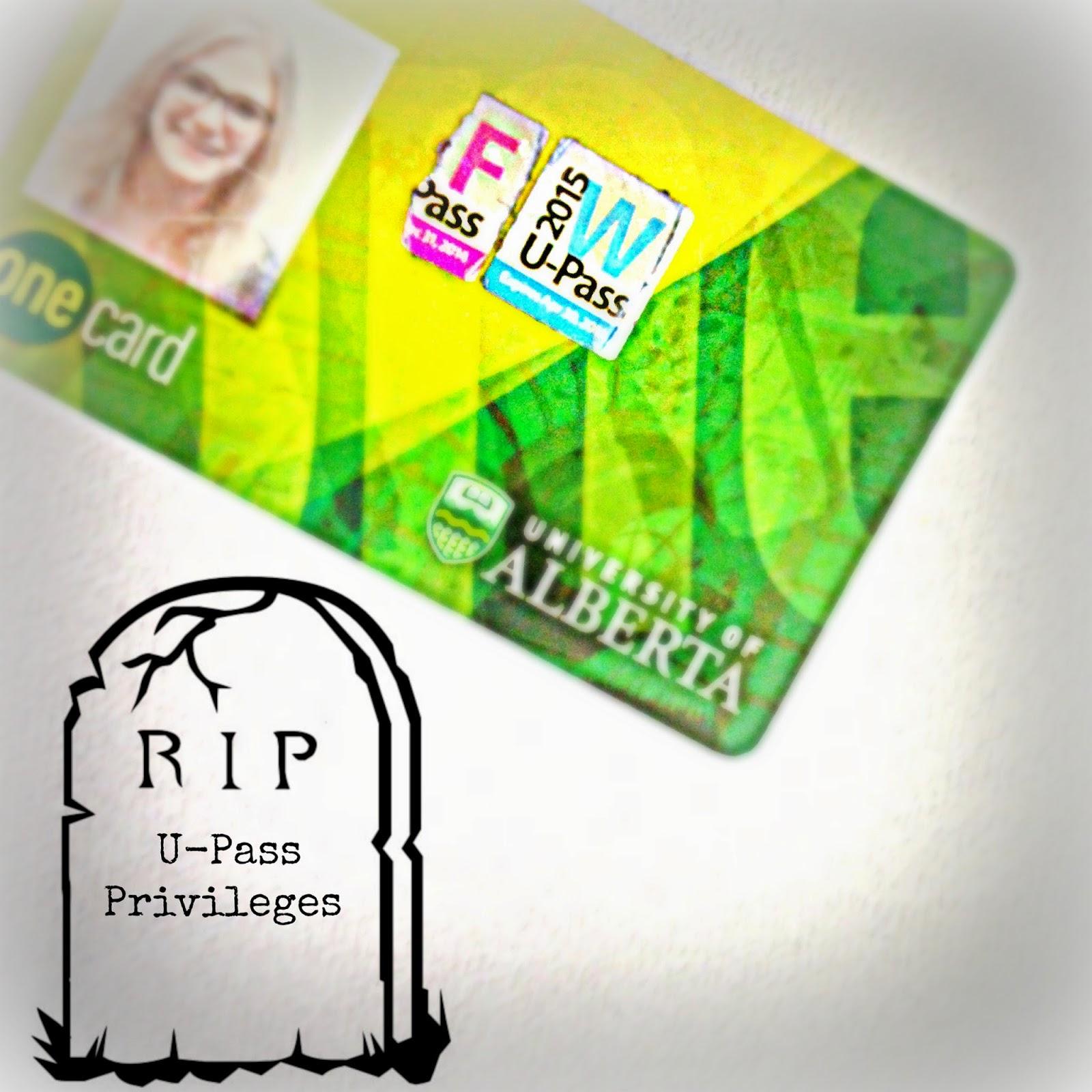Expired U-Passes