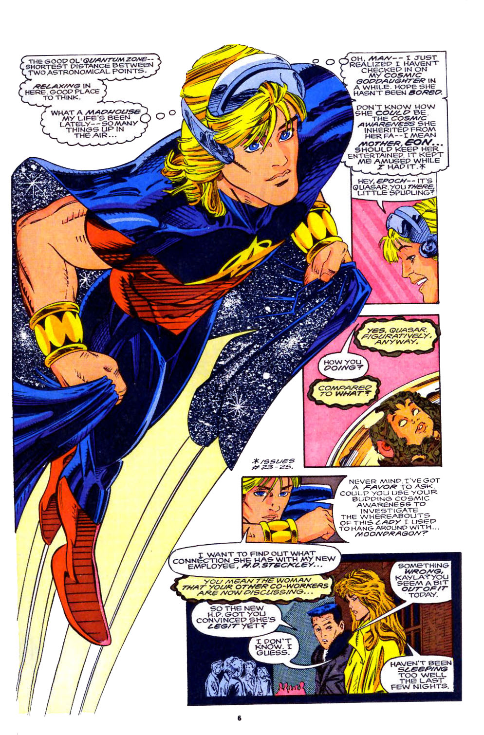 Captain America (1968) Issue #398c #333 - English 6