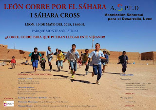 Carrera Sahara Cross Leon