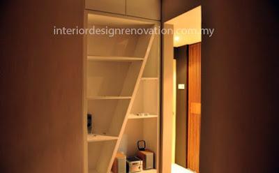 bedroom renovation mont kiara hartamas quality racking system condominium