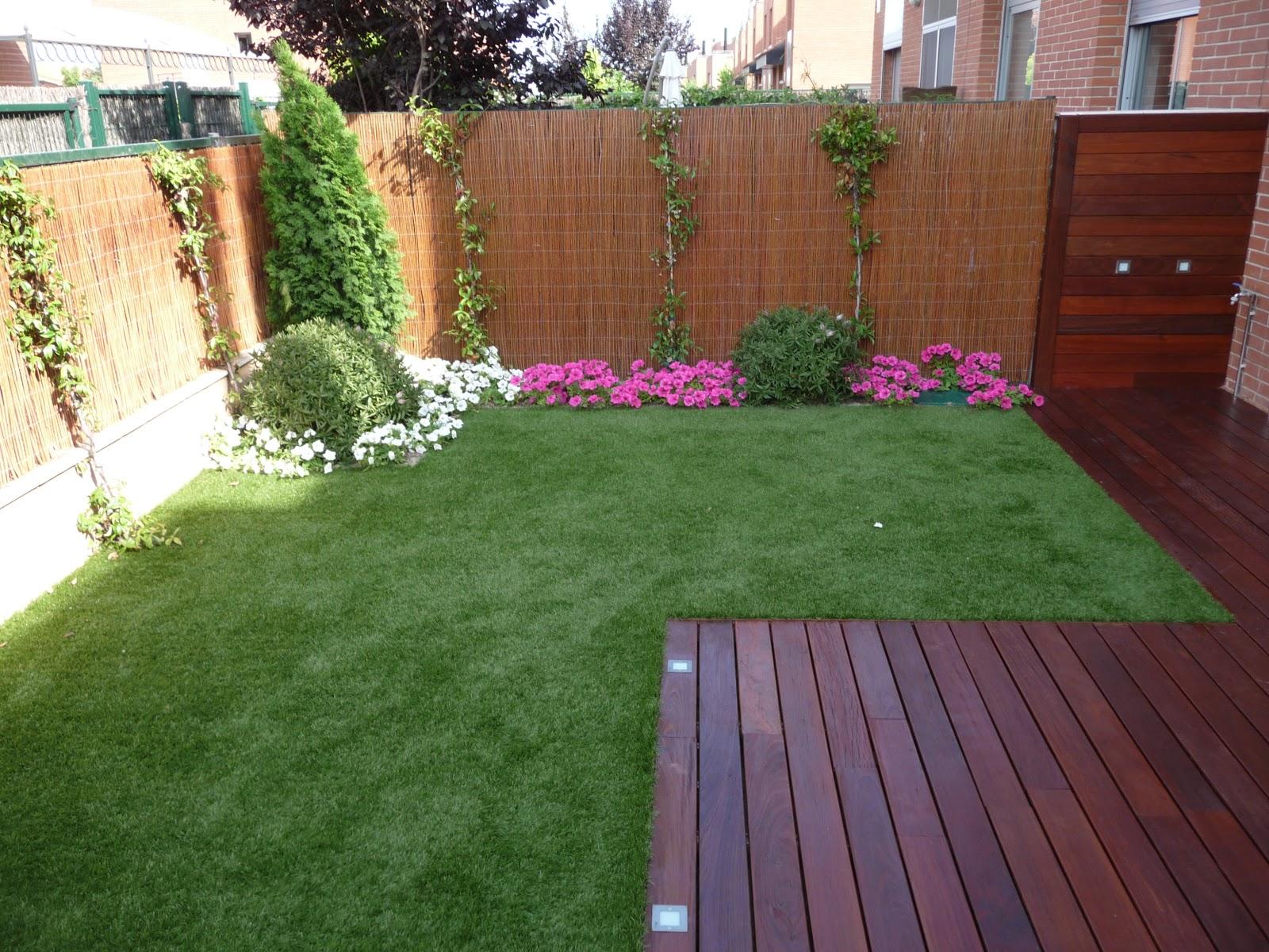 Arte y jardiner a empresa suelos de madera en el jardin - Suelos para jardines ...
