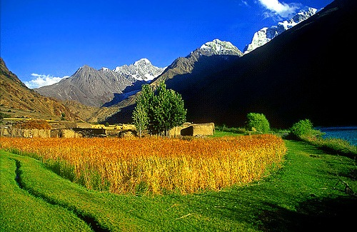 The Wallpapers Hot Point Chitral Valley Is The Beautiful Place In Pakistan