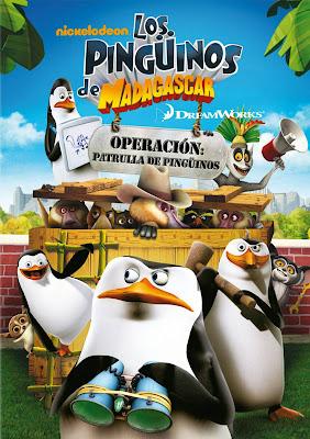 Los pinguinos de madagascar operación vacaciones (2012)