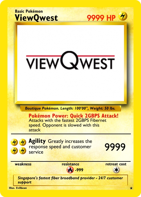 ViewQwest Pokemon