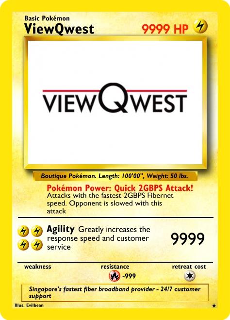 ViewQwest Pokemon