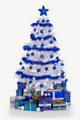 C mo decorar tu rbol de navidad - Como decorar mi arbol de navidad blanco ...