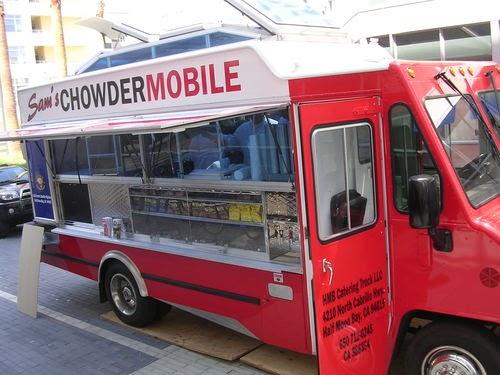 Sam S Chowder House Food Truck