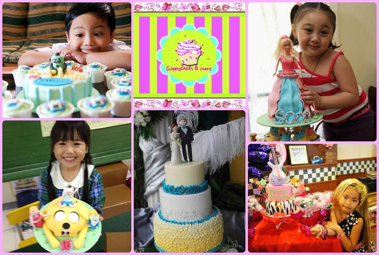 Cuppycakes & more...