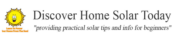 Discover Home Solar Today