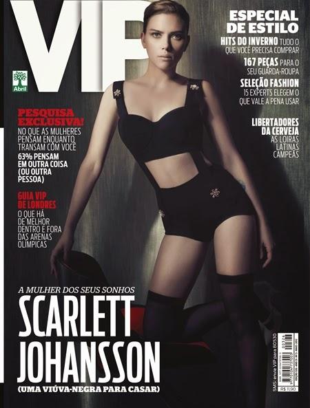 Scarlett Johansson – Revista Vip