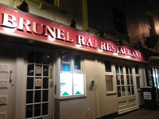 Brunel Raj Bristol