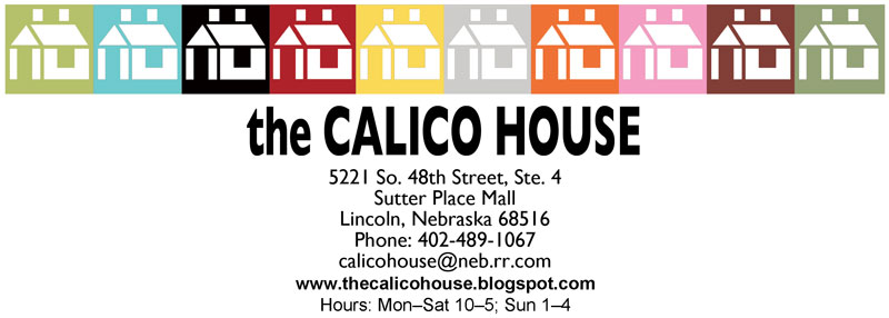 The Calico House Blog