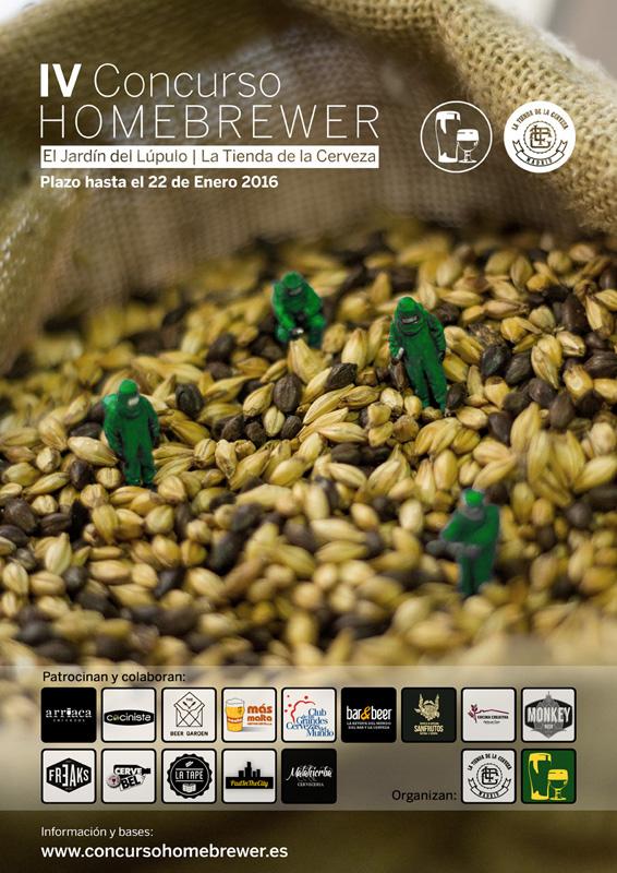 El jard n del l pulo el blog de cerveza convocatoria for El jardin del lupulo