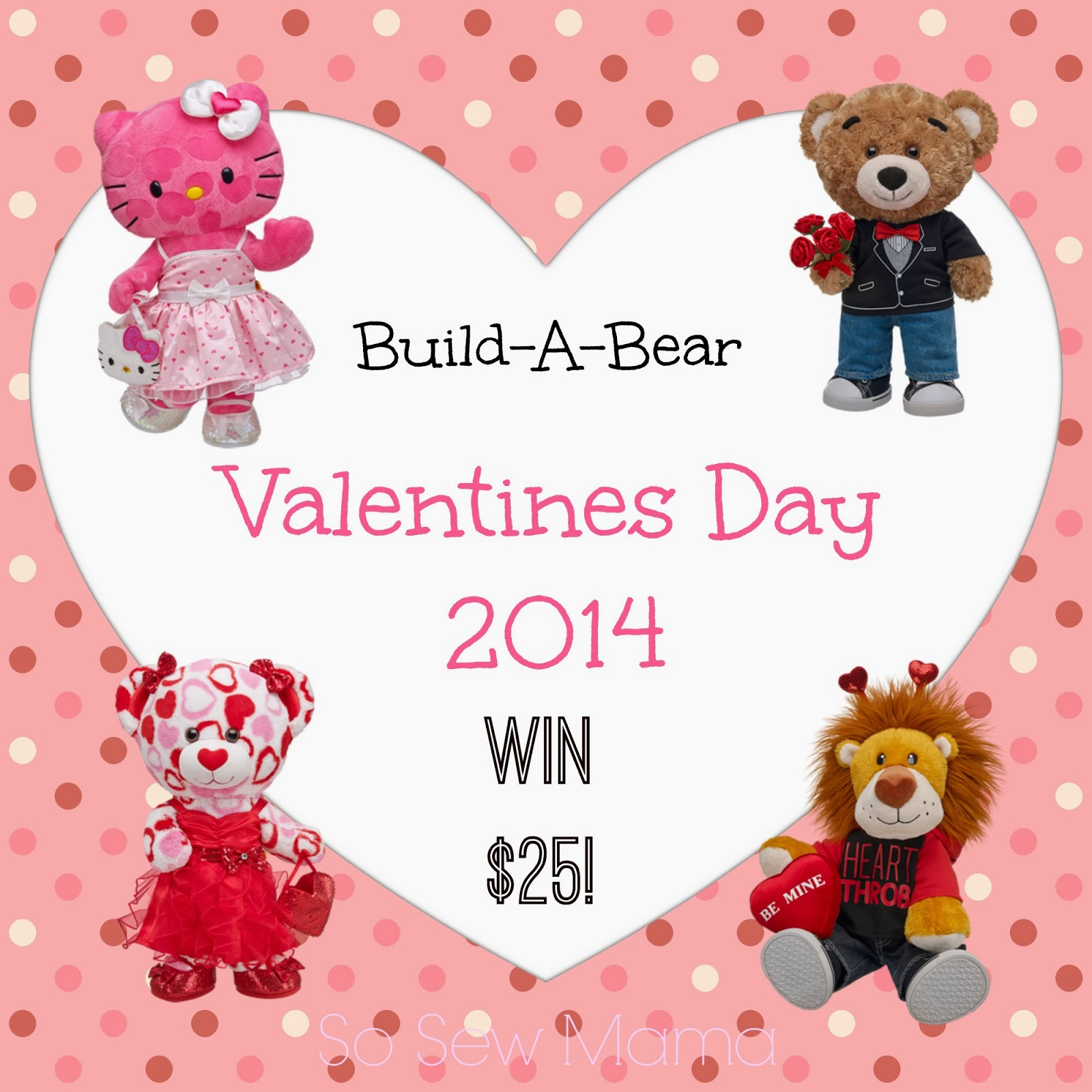 Build-A-Bear Giveaway