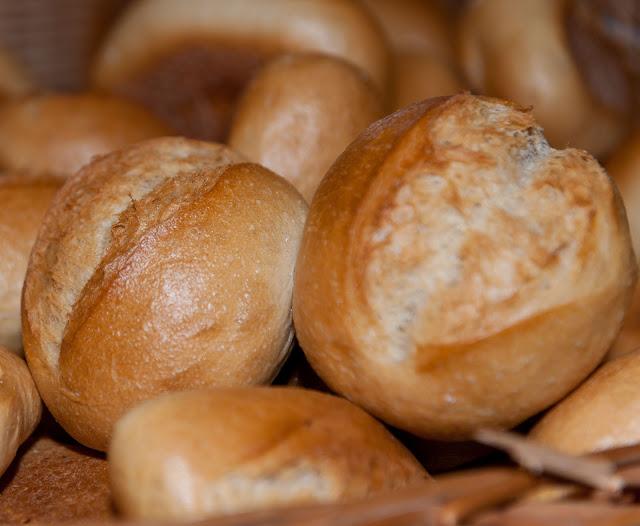 Fotografie beim Bäcker