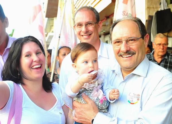 Aroldo Medina: democracia com integridade e caráter.