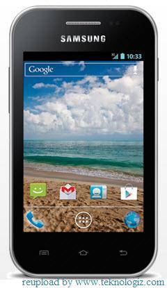 Samsung Galaxy Discover, harga murah spesifikasi lengkap - www.teknologiz.com