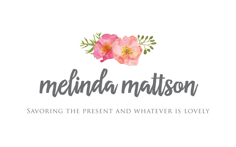 Melinda Mattson - The Blog