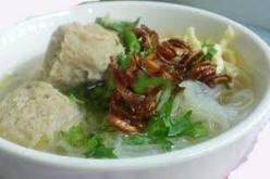 cara membuat bakso sapi bakso merupakan makanan yang termasuk populer ...