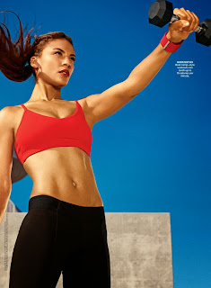 Tia Alexander Self US Magazine Photoshoot March 2014 HQ Pictures